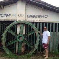 Photo taken at Redenção by Euller C. on 5/11/2014