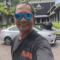 Photo taken at โรงแรมเฮือนนานา by Jedsada on 6/24/2016