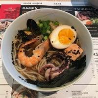 Снимок сделан в Menya Musashi пользователем Nickolay S. 11/5/2017