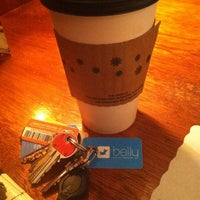 Photo taken at Urban Grind Coffeehouse by Lauren S. on 9/19/2014