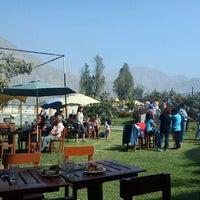 Photo taken at Restaurante Campestre el tinajon by Carlos P. on 10/1/2012