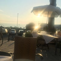Photo taken at L'unico restaurant & pizza by Titti A. on 7/23/2017