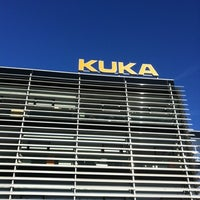 Photo taken at KUKA Roboter GmbH by Ipanov on 12/10/2013