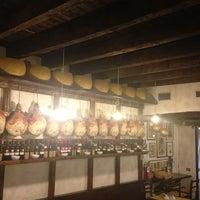 Photo taken at Salsamenteria Di Parma by Aldo on 12/18/2012