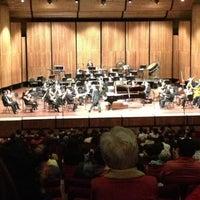 Photo taken at Teatro Metropolitano by Natalia on 10/27/2012