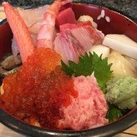 Photo taken at 寿司文 by miozar m. on 11/21/2017