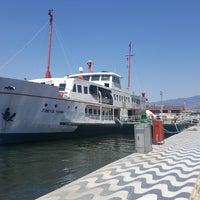 Photo taken at Zübeyde Hanım Deniz Müzesi by Efe G. on 7/7/2017