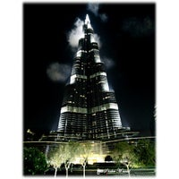 Photo taken at Burj Khalifa by Shaker M. on 7/25/2013
