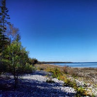 Photo taken at Thompson's Harbor State Park by Mike R. on 10/8/2013