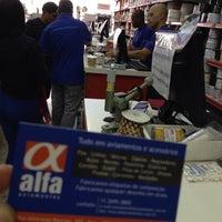 Photo taken at Alfa Aviamentos by Marcio L. on 8/28/2014