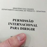 Photo taken at CFC - Centro de Formação de Condutores by Thiago F. on 5/16/2014