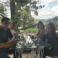 Photo taken at Sofitel Dalat Palace Hotel by Dian P. on 12/11/2015
