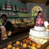 Photo taken at Ladurée Paris Bonaparte by Nathalie on 10/23/2012