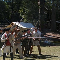 Photo taken at Living History Park by David P. on 10/21/2012