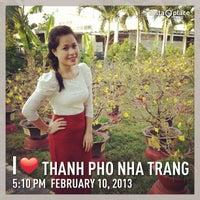 Photo taken at Cty CP Chế Biến Lâm Thuỷ Sản Khánh Hoà by Hannje L. on 2/10/2013