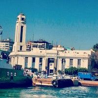 Photo taken at El Mesalla by Karim A. on 10/28/2012