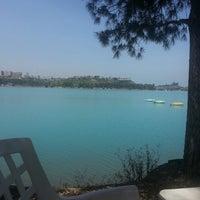 Photo taken at Menderes Adası Piknik Alanı by CnS💕💕 on 5/29/2013