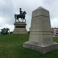Photo taken at Gettysburg National Military Park Museum and Visitor Center by Cris V. on 7/2/2013