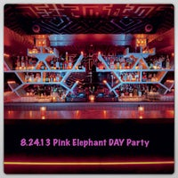 Photo taken at Pink Elephant Club by Fredstar on 8/7/2013