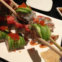 Photo taken at Iron Sushi by Micheal on 3/24/2013