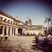Photo taken at Museo Nacional de Historia (Castillo de Chapultepec) by Ando on 12/28/2012