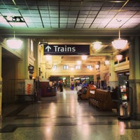 Photo taken at Pacific Central Station (XEA) by Ando on 5/2/2013