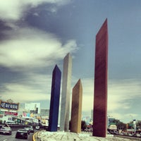Foto tomada en Torres de Satélite por Ando el 2/24/2013
