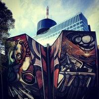Foto tomada en Polyforum Cultural Siqueiros por Ando el 12/30/2012