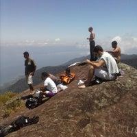 Photo taken at Pico do Baepi by Rafael F. on 12/26/2013