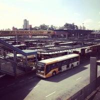 Photo taken at Terminal Parque Dom Pedro II by Rafael F. on 3/28/2013