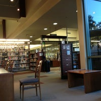Photo taken at Corona Public Library by John on 8/21/2013