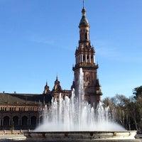 Foto tomada en Parque de María Luisa por Andy el 3/21/2013