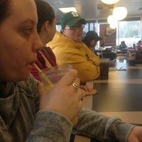 Photo taken at Waffle House by Wanda on 2/17/2013