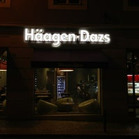 Photo taken at Häagen-Dazs by Eddie Pipocas on 2/28/2013
