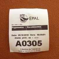 Foto tirada no(a) EPAL por Eddie Pipocas em 10/29/2012