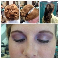 Photo taken at Southern Glam Salon and Boutique by Candy M. on 5/3/2015