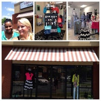 Photo taken at Southern Glam Salon and Boutique by Candy M. on 6/20/2015