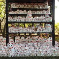 Foto scattata a Gotokuji Temple da orin il 1/12/2013
