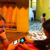 Photo taken at Comeu Morreu by Jones d. on 10/15/2012