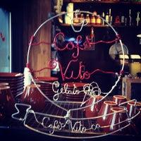 Photo taken at Café Vito by CafeVito on 10/24/2013