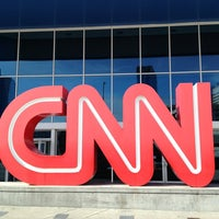 Photo taken at CNN Center by Dave D. on 1/24/2013