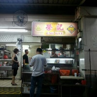 Photo taken at Eng Kee Chicken Wing by Alwyn on 10/25/2012
