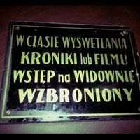 Photo taken at Kino Neptun by Kamila M. on 10/29/2013