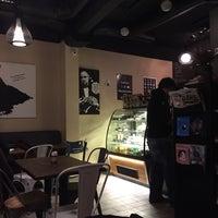 4/9/2015 tarihinde rookieicon z.ziyaretçi tarafından Coffee-Inn'de çekilen fotoğraf