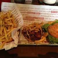 Photo taken at SmashBurger by Kevin on 12/27/2012