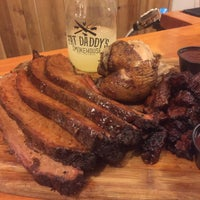 Photo taken at Fat Daddy's Smokehouse by Alana on 10/26/2015
