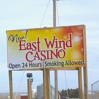 "Photo taken at East Wind Casino by BethAnn ""CASSIE"" M. on 11/14/2012"