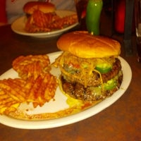 Photo taken at Tumbleweed Tex Mex Grill by Kyle M. on 11/17/2012