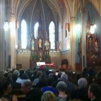 Photo taken at St. Mary's Catholic Church by Skipper J. on 4/12/2014