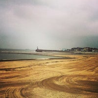 Photo taken at Margate Main Sands by John S. on 5/22/2013